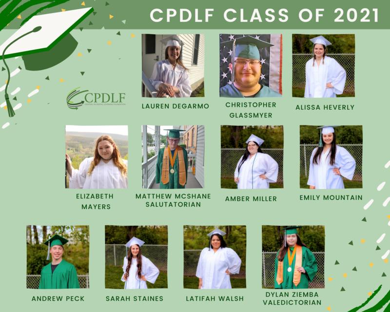 Congratulations CPDLF Class of 2021 Featured Photo