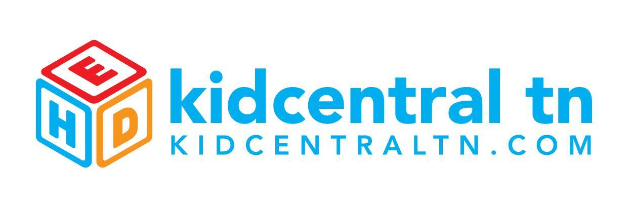 Logo for KidCentralTN website