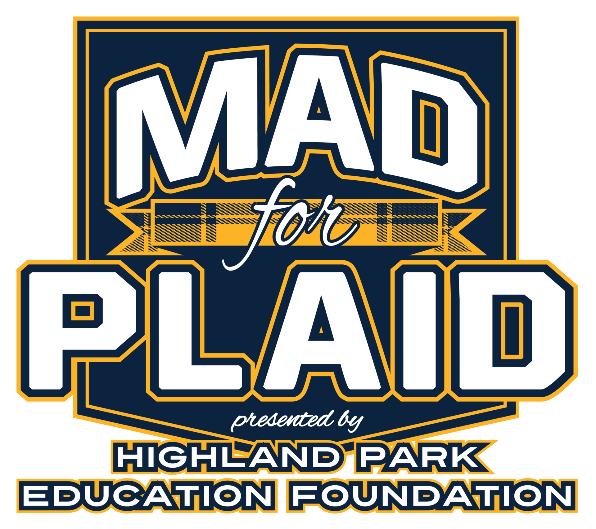 Mad for Plaid Logo