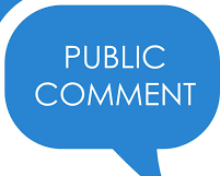 Public Notice: Request for Public Review Thumbnail Image