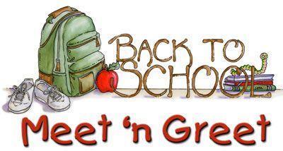 Meet & Greet - Middle School (7th & 8th Grade) Thumbnail Image