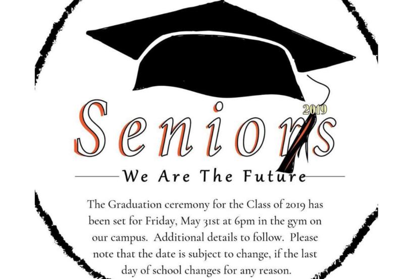 2019 Graduation Ceremony Thumbnail Image