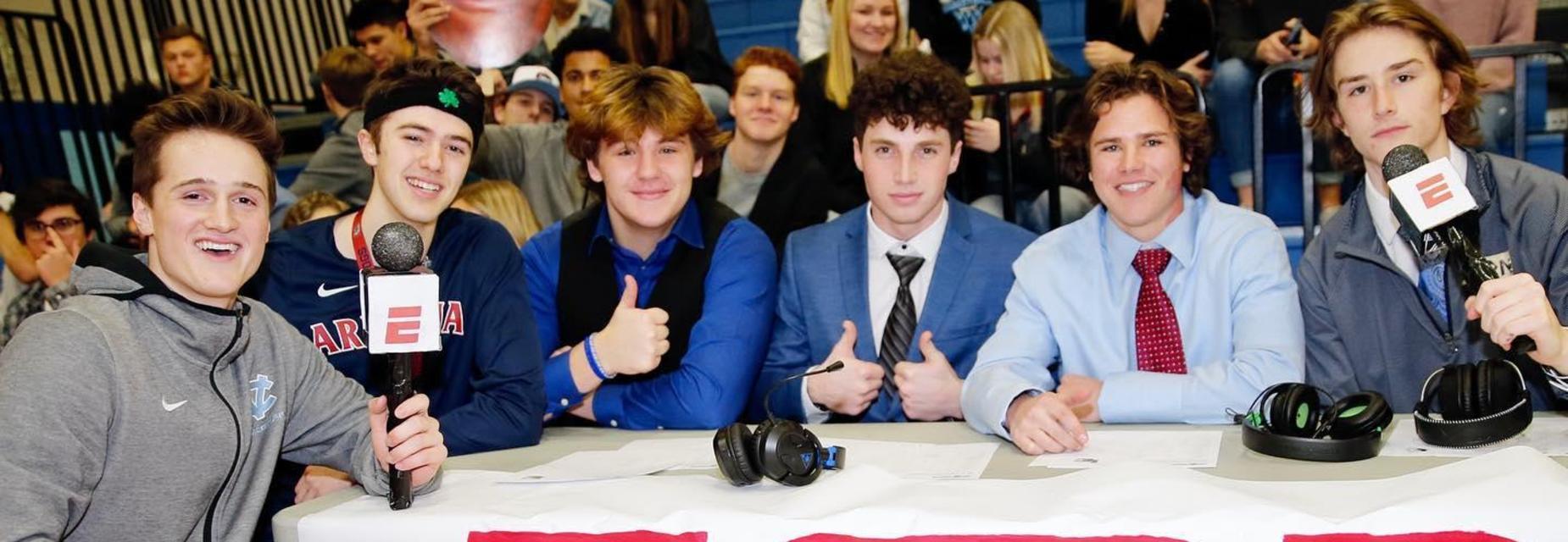 CV Student Sport Announcers