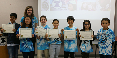 Guadalupe students share ideas of positive change