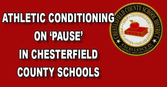 District to 'pause' athletic conditioning programs Featured Photo