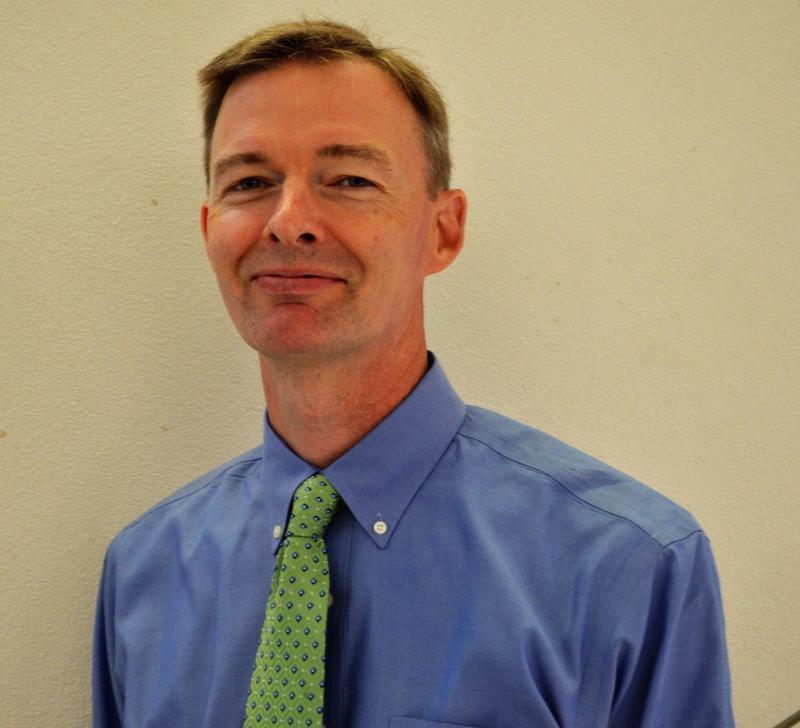 Matt Smith named ECPS Principal of the Year Thumbnail Image