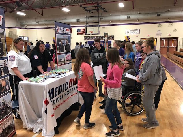Career Day 2019 8th Grade