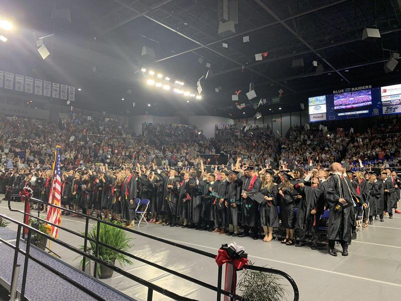 Congratulations to the Class of 2019! Thumbnail Image