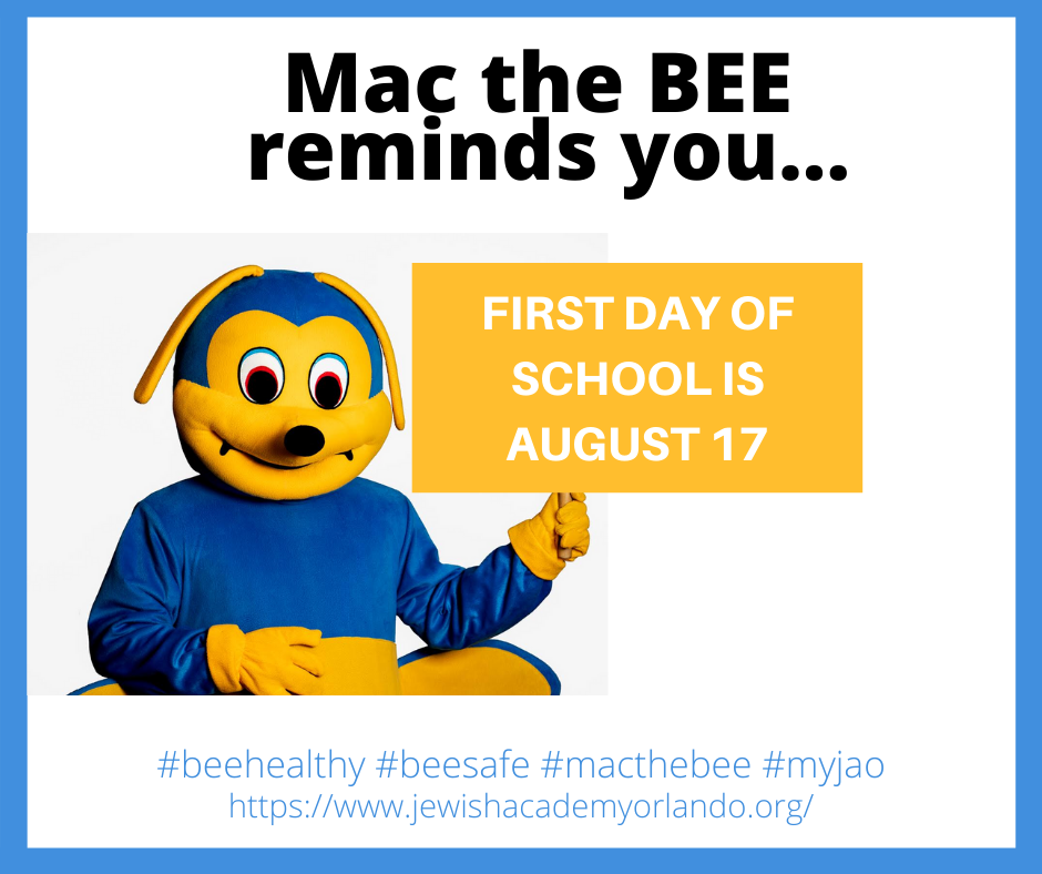 First Day of School: August 17, Meet and Greet August 14 Image