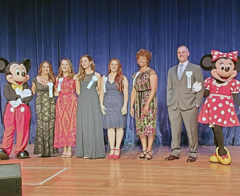 Teachers of the Year Finalists