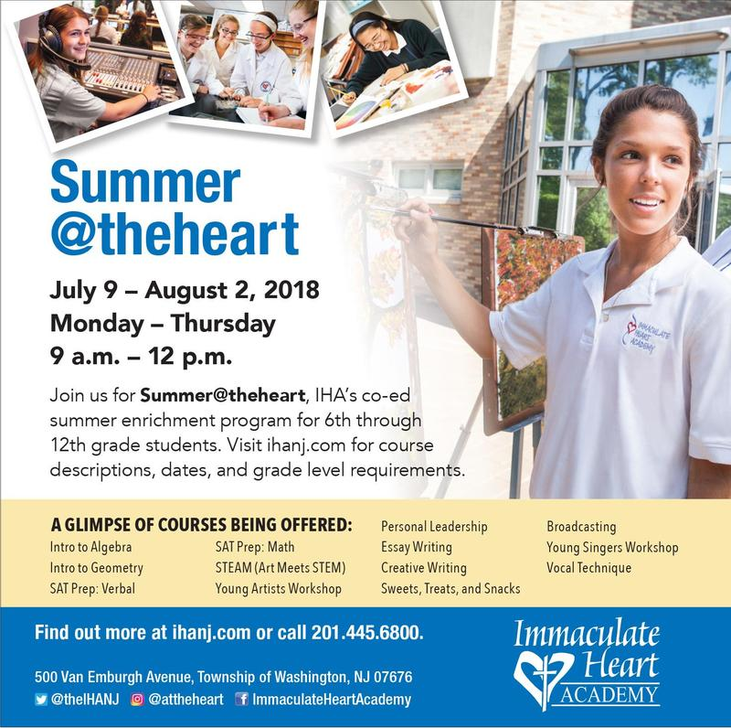 Summer@theheart Sessions Begin July 9 Thumbnail Image