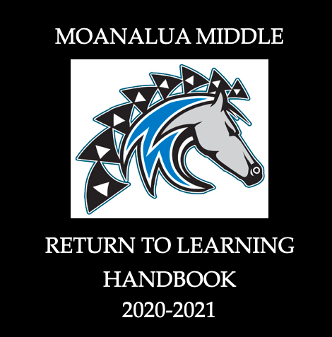 2020-2021 RETURN TO LEARNING HANDBOOK Featured Photo