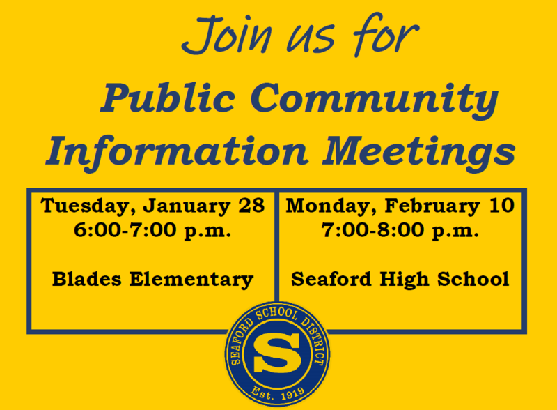 Public Community Information Meetings Featured Photo