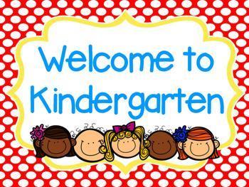 Kindergarten Round-up and Registration Featured Photo