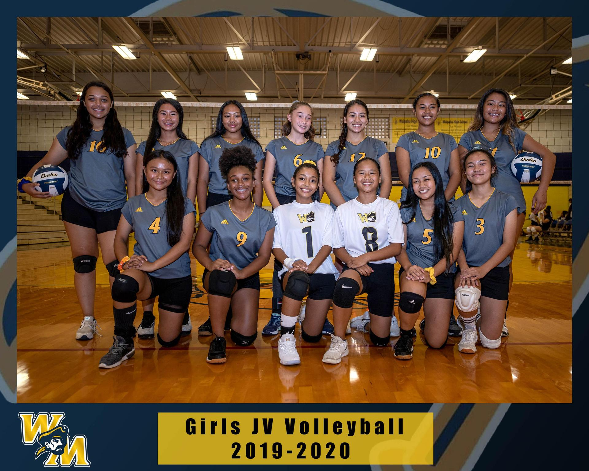 JV Volleyball
