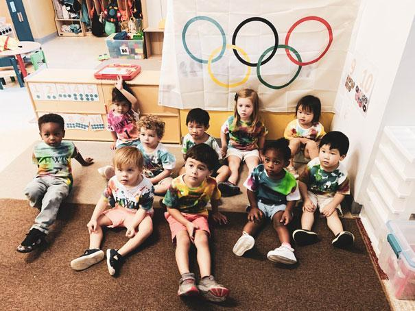 HWIS Immersion Summer Camp HudsonWay Olympians