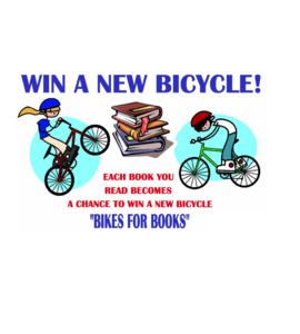 Bikes for books