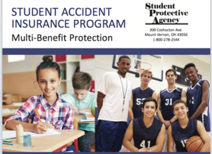 Student Accident Insurance Information 2019-2020 Thumbnail Image