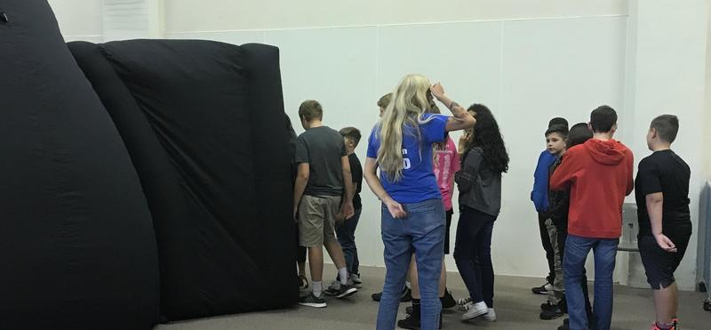 """WJHS Students Get an """"Out of This World"""" Learning Experience Featured Photo"""