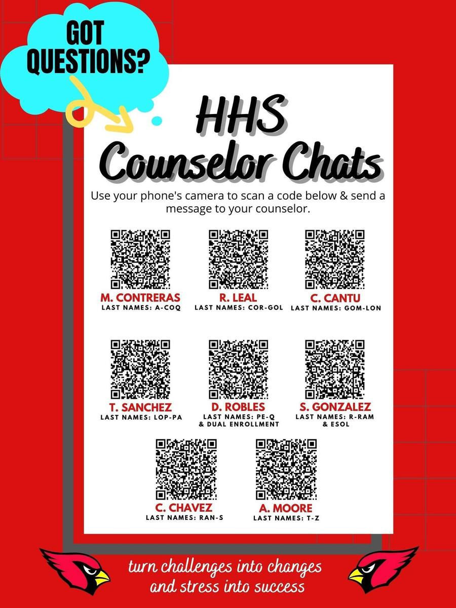 Counselor Chat