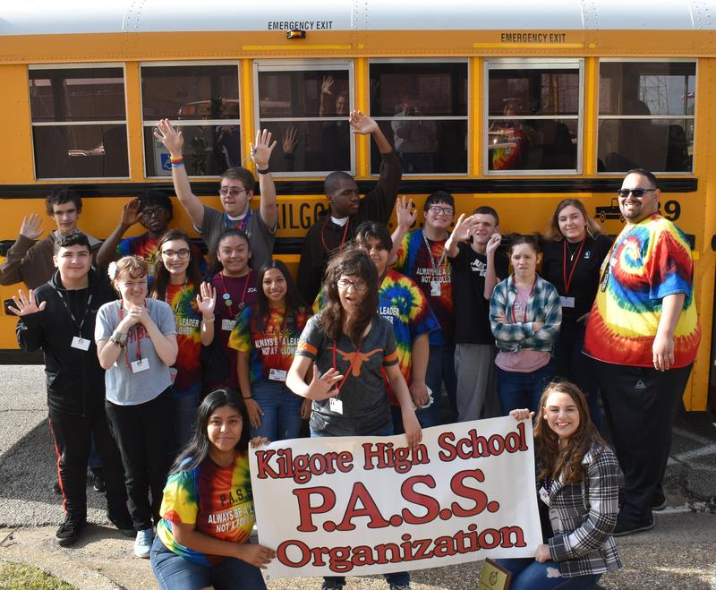 KHS PASS Students Capture Honors at Christmas Parade Featured Photo