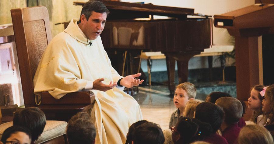 Father Larry Sullivan