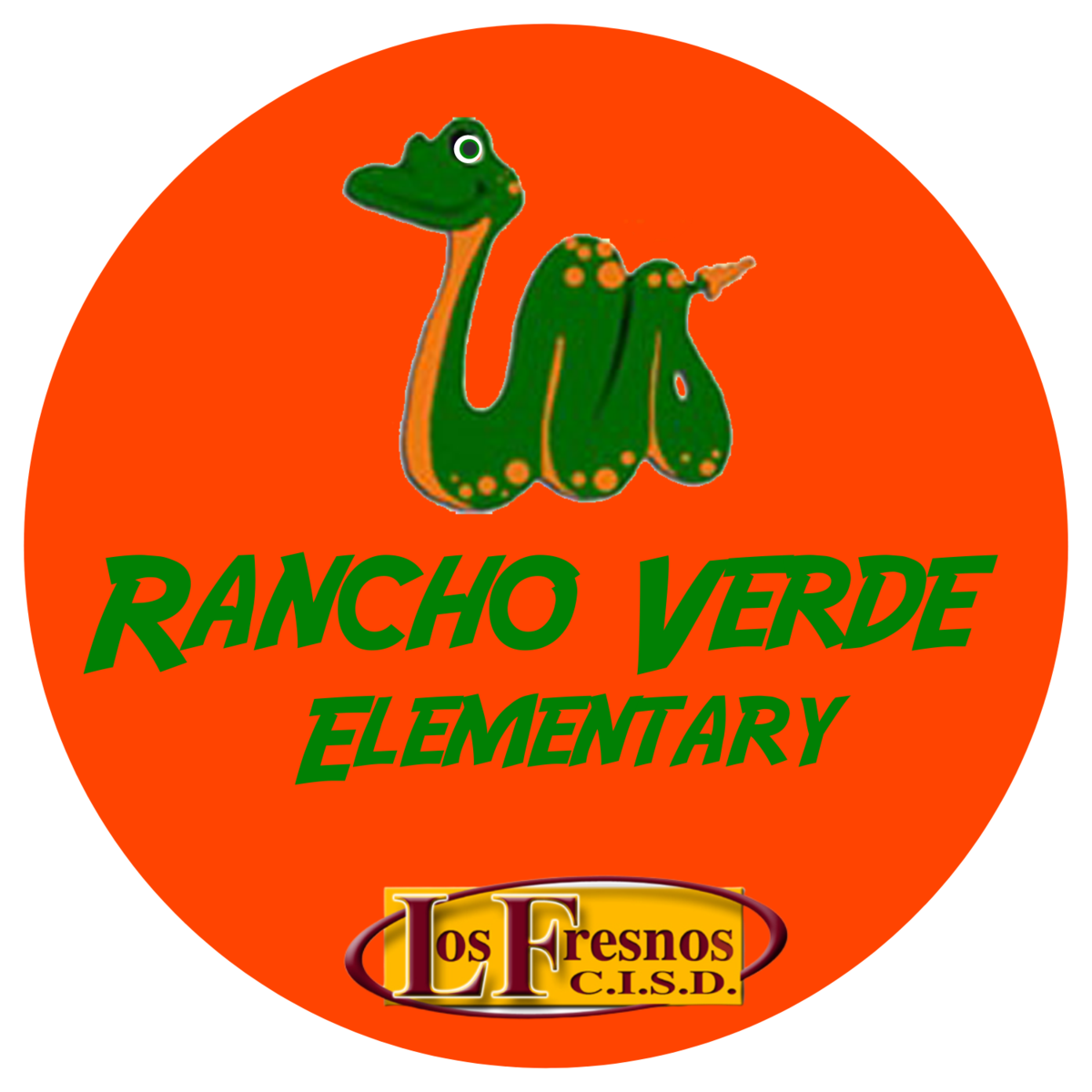 Rancho Verde Elementary School logo