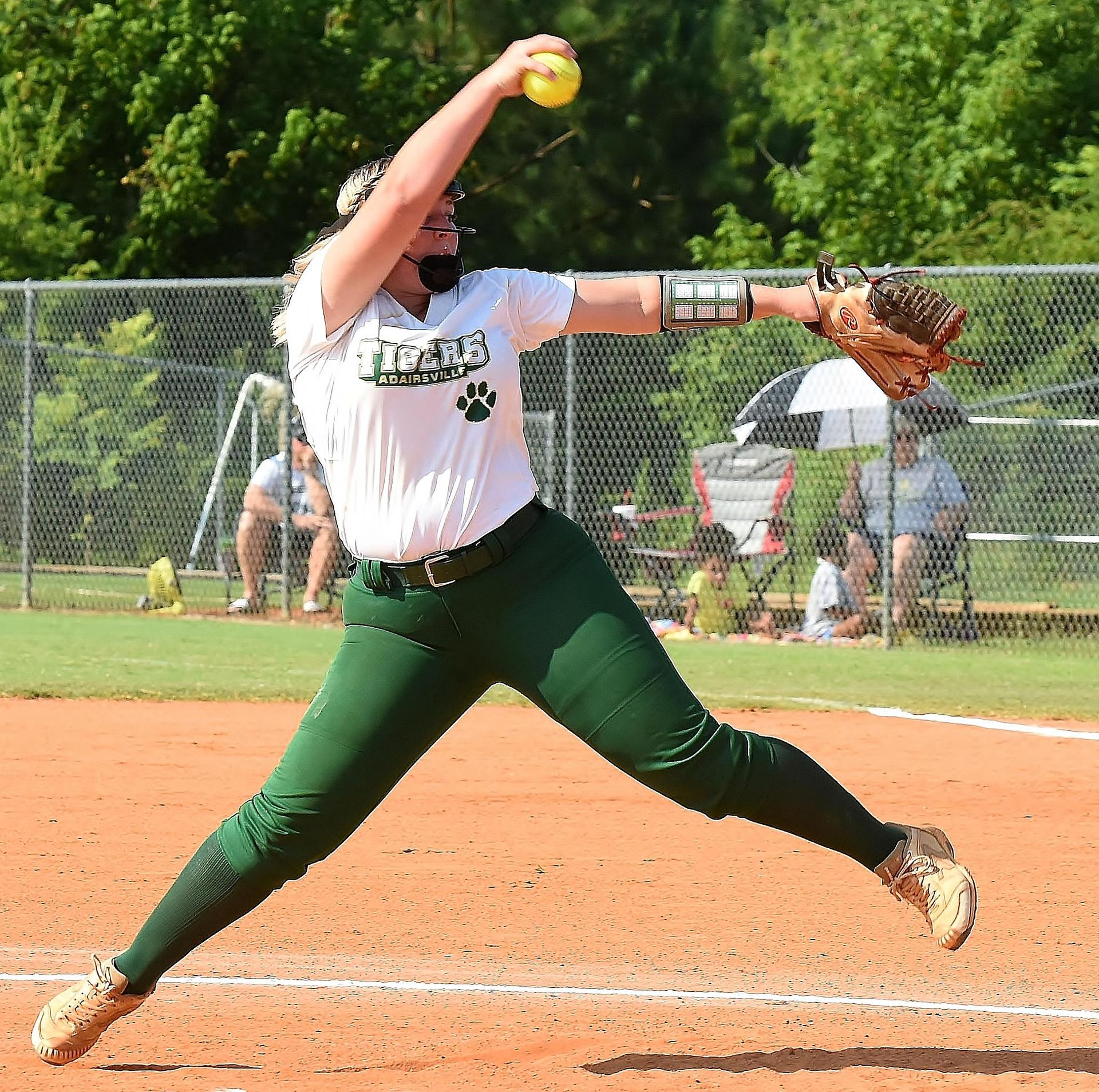 Adairsville High Softball