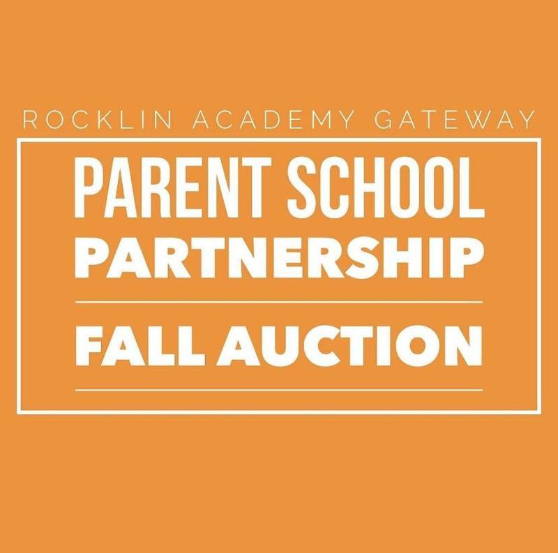 Rocklin Academy PSP Fall Auction
