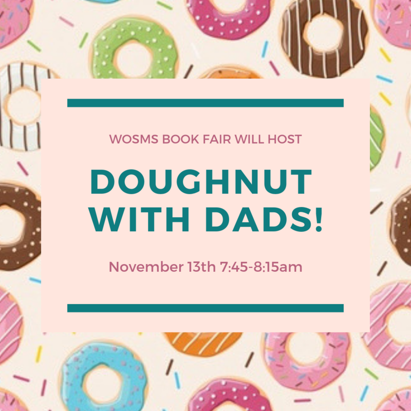 Doughnuts with Dads