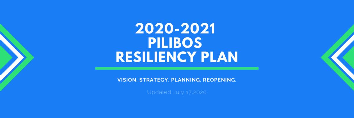 Resiliency Plan