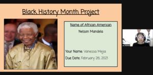 Vanessa Mejia's presentation on Nelson Mandela