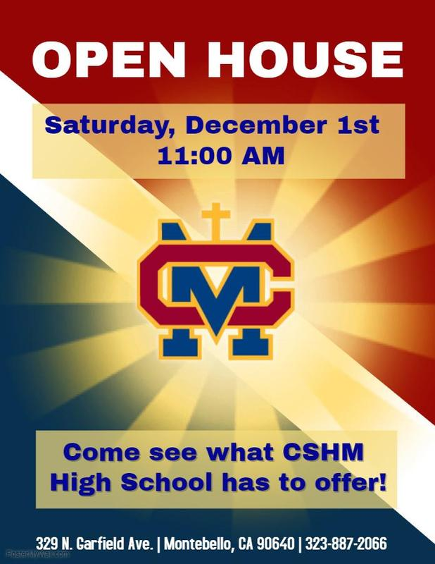 OPEN HOUSE: Dec 1st @ 11 am Thumbnail Image