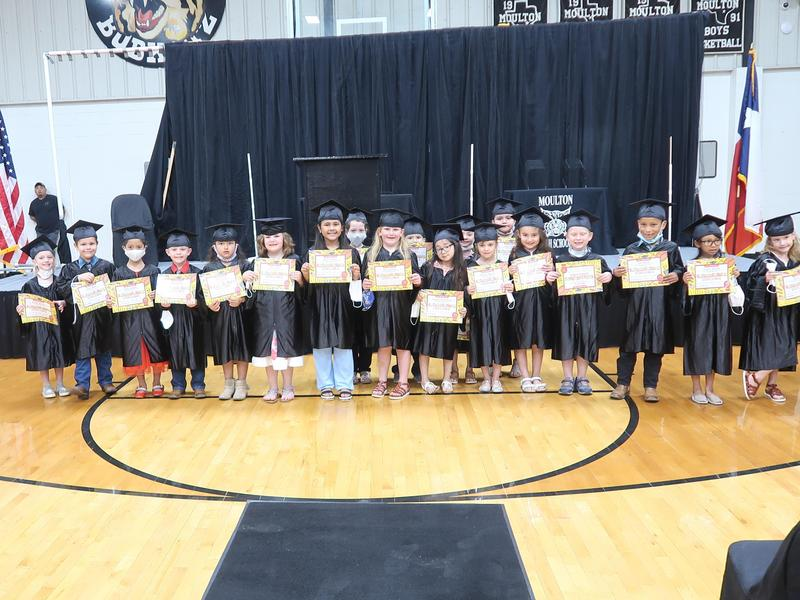 Kindergarten and 6th Grade Graduation 2021 Featured Photo