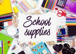 2021-2022 Kinder-3rd Grade School Supply Lists! Featured Photo