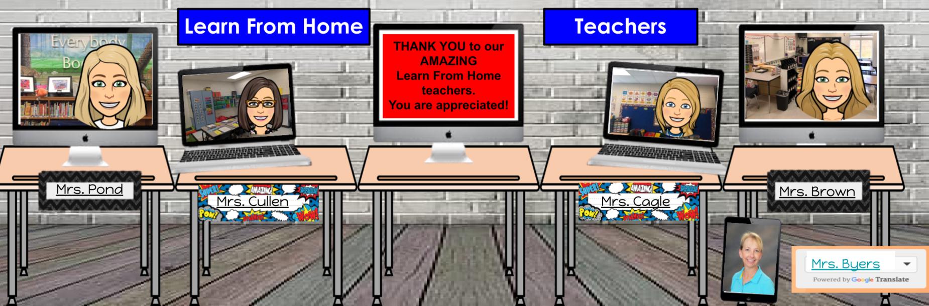 LFH teachers