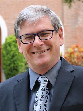 Sr Chris Binge - Headmaster