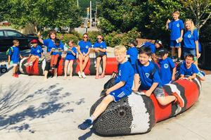 Westfield campers with the English Language Learners (ELL) Summer Experience visit the Turtle Back Zoo in West Orange to wrap up a week that focused on the study of animals.