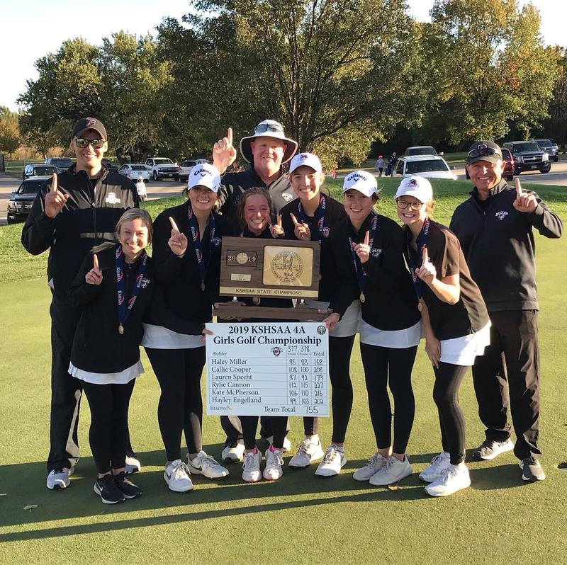 Women's Golf Claims 50th State Title Thumbnail Image