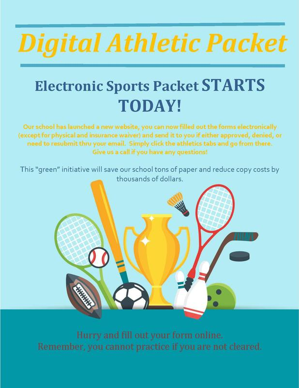 Digital Sports Packet