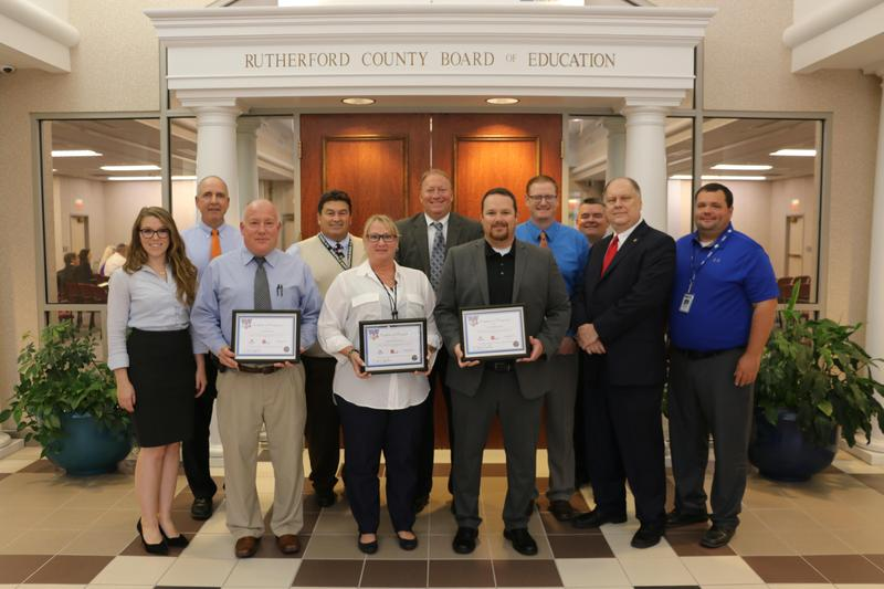 RCS high schools recognized with 'Gold Level' for athletic safety standards Thumbnail Image
