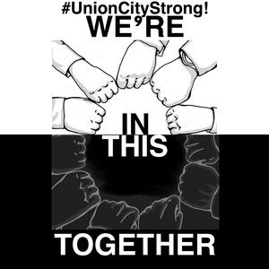 UC in this together hands