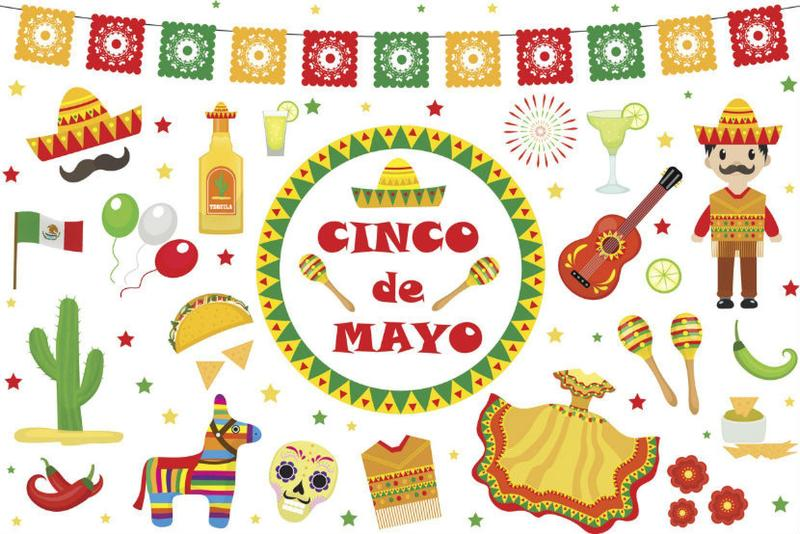 Cinco Del Mayo (Online Activities and Event) Thumbnail Image