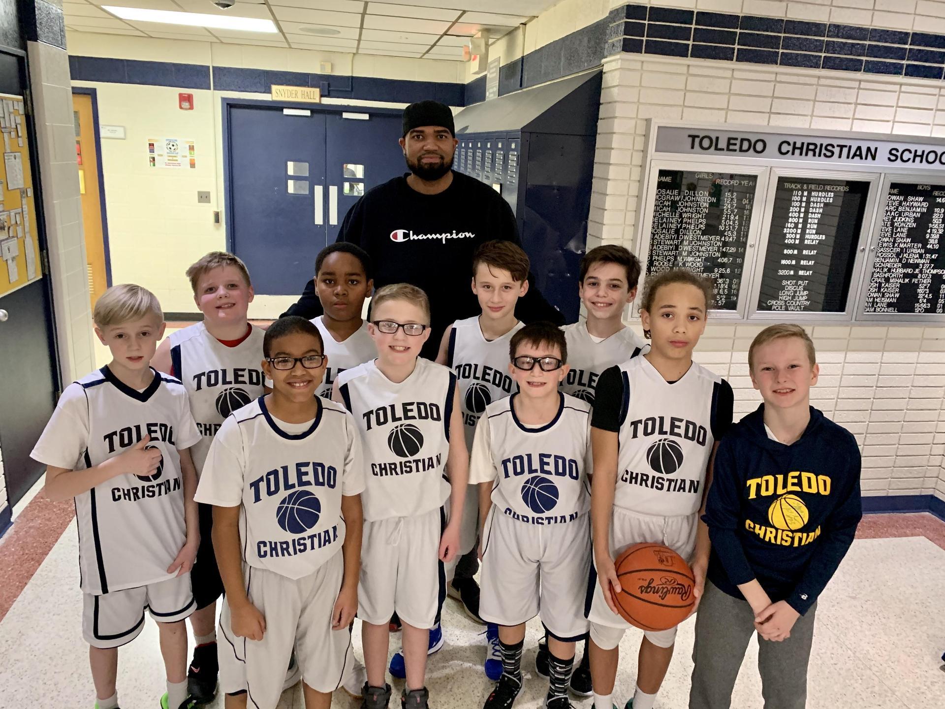 Junior Eagles Basketball