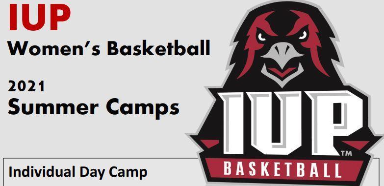 IUP Women's Basketball 2021 Summer Camp