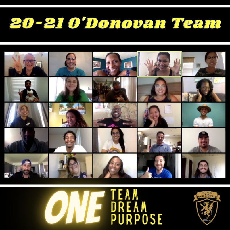 Welcome to our 20-21 School Year Dragons! Thumbnail Image