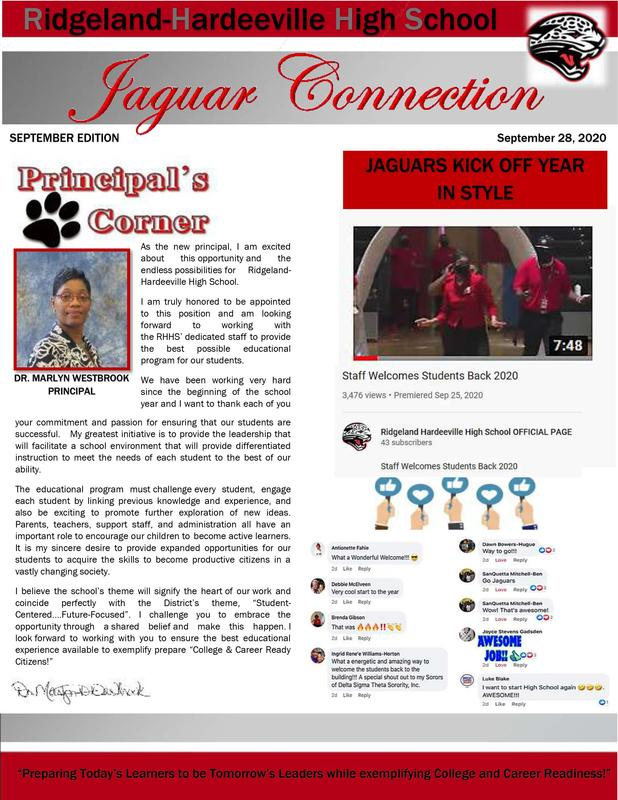THE JAGUAR CONNECTION NEWSLETTER Featured Photo