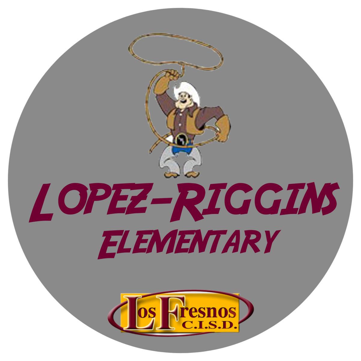Lopez-Riggins Elementary School logo