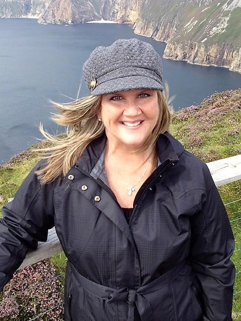 Mrs. Sweeney in Ireland!