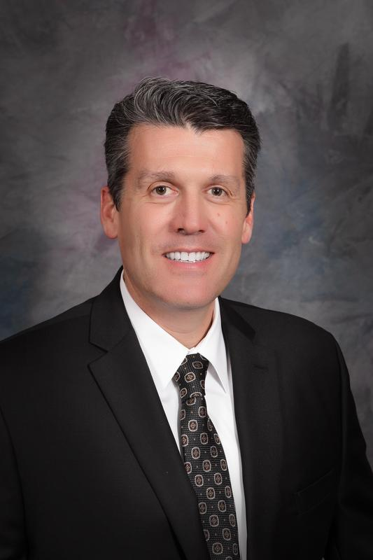 Portrait of Mike Kuhlman, Superintendent-Elect